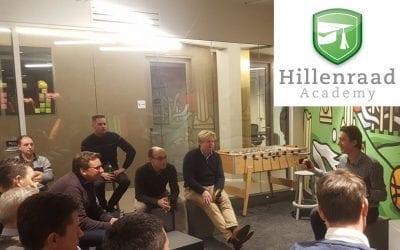 Opleidingen geclusterd in Hillenraad Academy