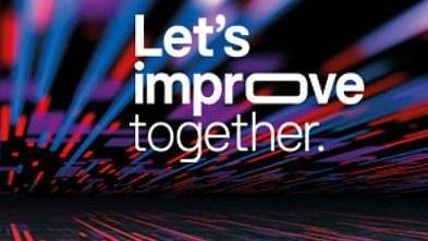 Let's improve together