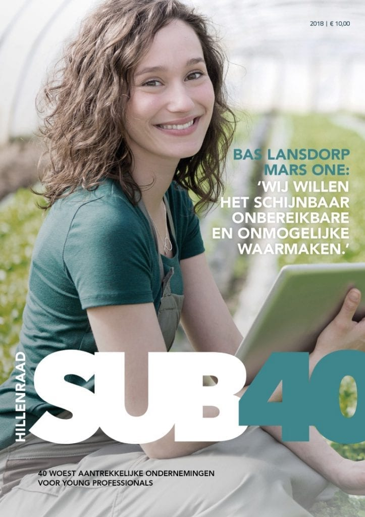 Hillenraad Partners - Management Consulting in Horti Business 2018 HIllenraadSUB40 cover 2018 NL (Middel)